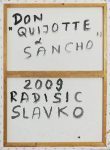 slavko-radisic-don-quijotte-und-sancho-nr130-rueckseite