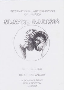 slavko-radisic-vita-ausstellung-jamaica-kingston-1991